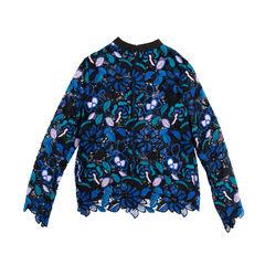 Self portrait lace crochet top 2?1549514302