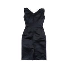 Dolce gabbana silk sheath dress 2?1549514497