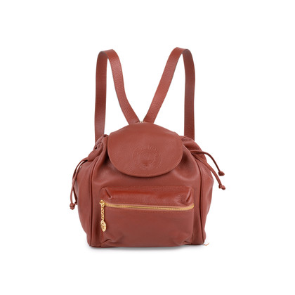 Authentic Second Hand Valentino Leather Backpack (PSS-099-00023)