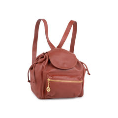 Valentino leather backpack brown 2?1549525709