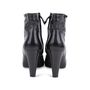 Authentic Second Hand Hermès Medor Black Buckle Booties (PSS-099-00027) - Thumbnail 5