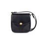 Authentic Pre Owned Comtesse When Angels Travel Black Sling Leather Satchel Bag (PSS-099-00028) - Thumbnail 0
