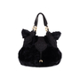 Authentic Second Hand Shanghai Tang Fur Shoulder Bag (PSS-099-00029) - Thumbnail 0