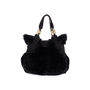 Authentic Second Hand Shanghai Tang Fur Shoulder Bag (PSS-099-00029) - Thumbnail 2