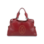Authentic Pre Owned Cartier Marcello Medium Bag (PSS-099-00031) - Thumbnail 2