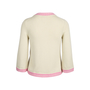 Authentic Second Hand Chanel Cropped Cashmere Cardigan (PSS-586-00006) - Thumbnail 1