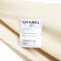 Authentic Second Hand Chanel Cropped Cashmere Cardigan (PSS-586-00006) - Thumbnail 3