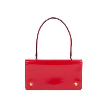 Authentic Second Hand Gianni Versace Sun Charm Shoulder Bag (PSS-596-00002)