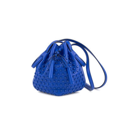 Authentic Second Hand Tod's Mini Gommini Bucket Bag (PSS-602-00003)