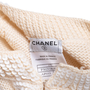 Authentic Second Hand Chanel Sequin Trim Cardigan (PSS-200-01620) - Thumbnail 3