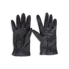 Emporio armani leather gloves 2?1549529285