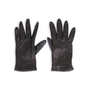Authentic Second Hand Emporio Armani Leather Gloves (PSS-200-01448) - Thumbnail 2