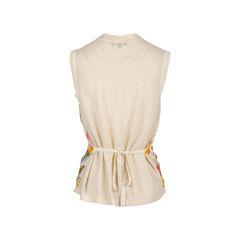Gucci silk floral vest multicolour 2?1549865350