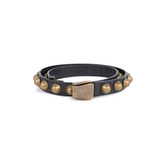 Balenciaga studded leather belt 2?1549868546