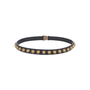 Authentic Second Hand Balenciaga Studded Leather Belt (PSS-034-00026) - Thumbnail 2