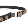 Authentic Second Hand Balenciaga Studded Leather Belt (PSS-034-00026) - Thumbnail 4