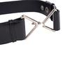 Authentic Second Hand Yves Saint Laurent Patent Hook Rivet Belt (PSS-034-00027) - Thumbnail 4