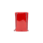 Authentic Pre Owned Chanel Metallic Patent Phone Holder (PSS-034-00029) - Thumbnail 2