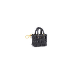 Prada mini bag charm keychain 2?1549868728