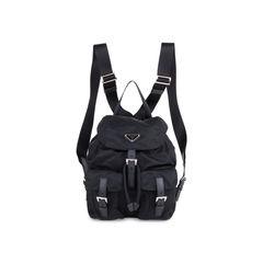 Small Vela Nylon Backpack