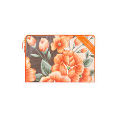 Floral Blanket Pouch