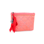 Authentic Second Hand Lanvin Quilted Leather Pouch (PSS-034-00033) - Thumbnail 1