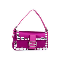 Fendi crystal satin baguette bag 2?1549868973