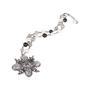 Authentic Second Hand Chanel Paris Edinburgh Cross Necklace (PSS-600-00014) - Thumbnail 2