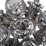 Authentic Second Hand Chanel Paris Edinburgh Cross Necklace (PSS-600-00014) - Thumbnail 4