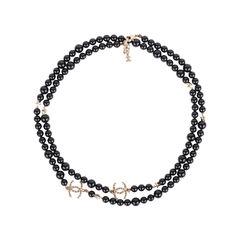 Star 'CC' Sautoir Necklace