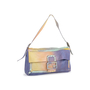 Authentic Second Hand Fendi Whipstitch Giant Baguette (PSS-600-00019) - Thumbnail 1
