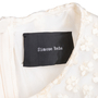 Authentic Second Hand Simone Rocha Floral Embroidered Mesh Blouse (PSS-034-00038) - Thumbnail 3