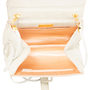 Authentic Second Hand Judith Leiber Crystal Embellished Top Handle Suede Bag (PSS-111-00004) - Thumbnail 6