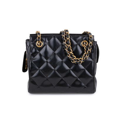Authentic Pre Owned Chanel Quilted Shoulder Bag (PSS-111-00006)