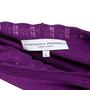Authentic Second Hand Carolina Herrera Crochet Detail Top (PSS-111-00010) - Thumbnail 2