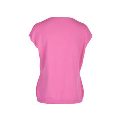 Escada knitted v neck top 2?1550032984