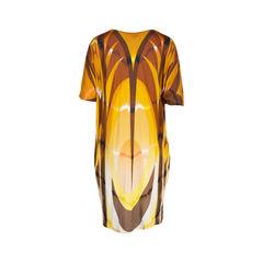 Emilio pucci printed mini dress multicolour 2?1550033003