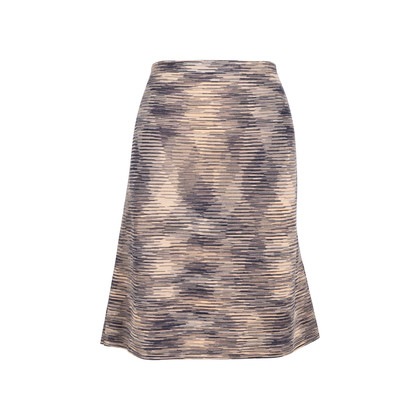 Authentic Second Hand Missoni Knitted Skirt (PSS-111-00017)