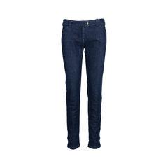 Zipped Bottom Jeans