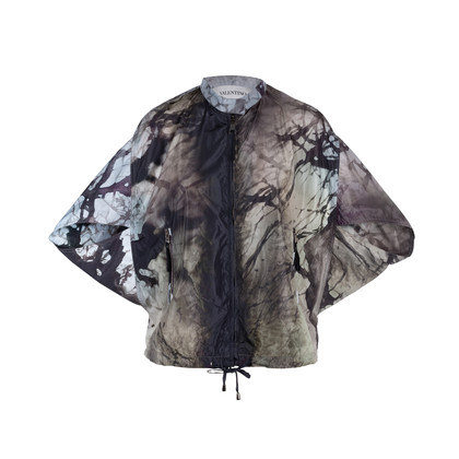 Authentic Second Hand Valentino Woods Printed Jacket (PSS-111-00012)