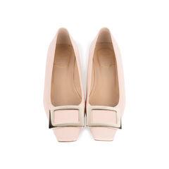 Belle Vivier Ballet Flats
