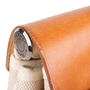 Authentic Vintage Hermès Herbag Ado Backpack 2 in 1 (PSS-613-00004) - Thumbnail 7