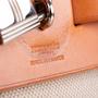 Authentic Vintage Hermès Herbag Ado Backpack 2 in 1 (PSS-613-00004) - Thumbnail 17