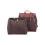 Authentic Pre Owned Hermès Herbag MM 2 in 1 (PSS-613-00007) - Thumbnail 1