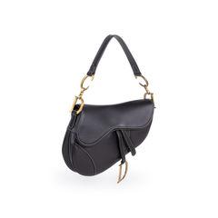 Christian dior saddle bag black 2?1550163976