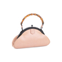 Authentic Second Hand Gucci Bamboo Handle Frame Bag (PSS-613-00009) - Thumbnail 1