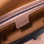 Authentic Second Hand Gucci Bamboo Handle Frame Bag (PSS-613-00009) - Thumbnail 5