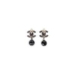 Chanel cc logo dangle earrings 2?1550164047
