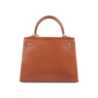 Authentic Pre Owned Hermès Fauve Barenia Sellier Kelly 25 (PSS-613-00006) - Thumbnail 2