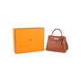 Authentic Pre Owned Hermès Fauve Barenia Sellier Kelly 25 (PSS-613-00006) - Thumbnail 9